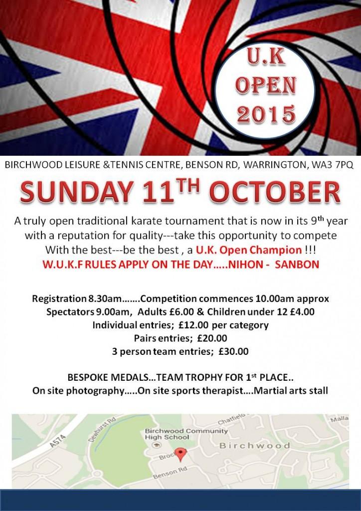 UK Open poster 2015